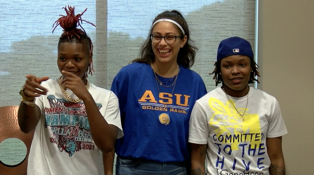 Four Albany Tech Women's Basketball Players Sign National Letters Of Intent