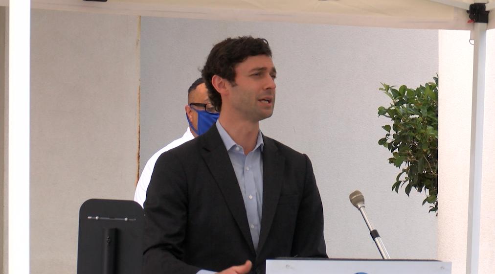 Sen. Ossoff Announces Major Funding For Albany Area Primary Health Care