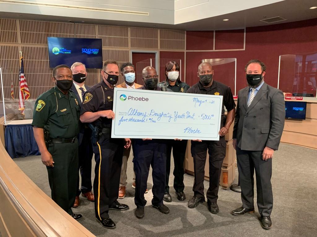 County Donation