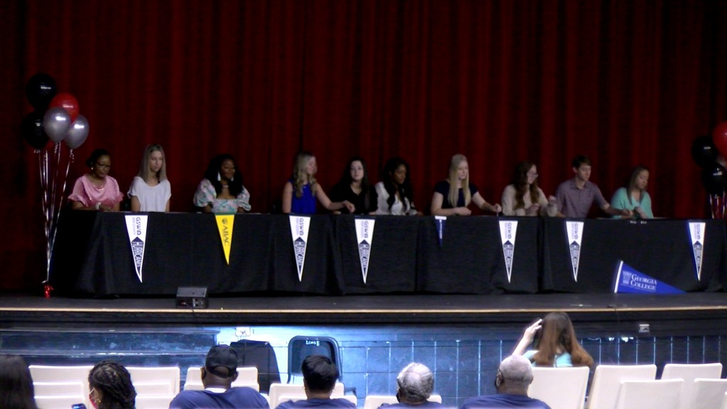 Students Today, Teachers Tomorrow, Lchs Celebrates Future Educators With Signing Day Ceremony