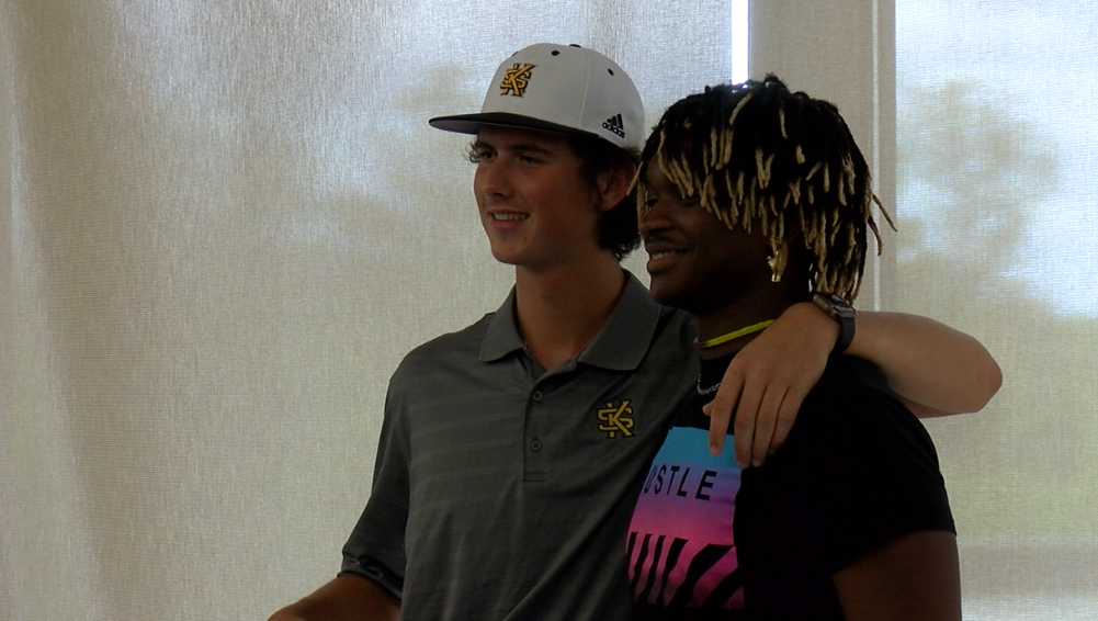 Lee County's Smith Pinson Signs With Kennesaw State Baseball