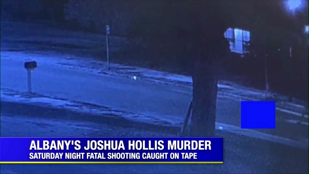 Hollis Murder Captured On Tape