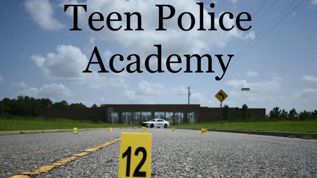 Teen Police Academy