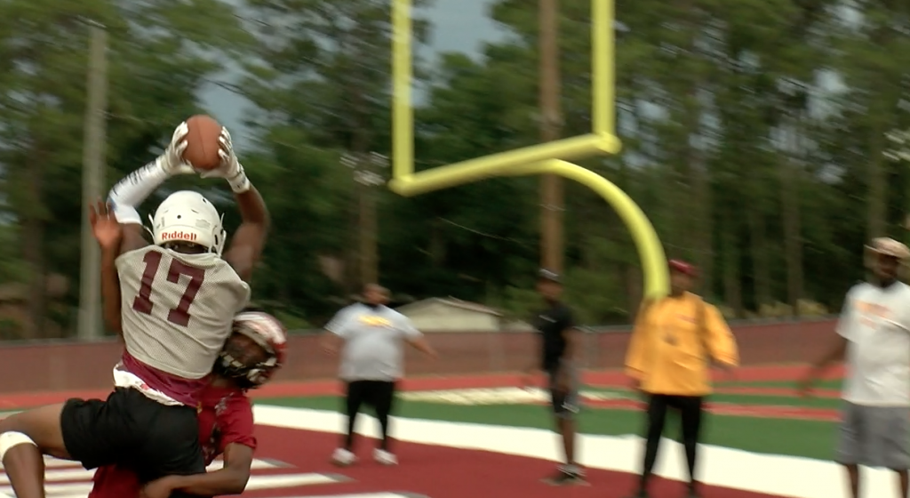 Dooly County Meets Dougherty For Summer Seven On Seven