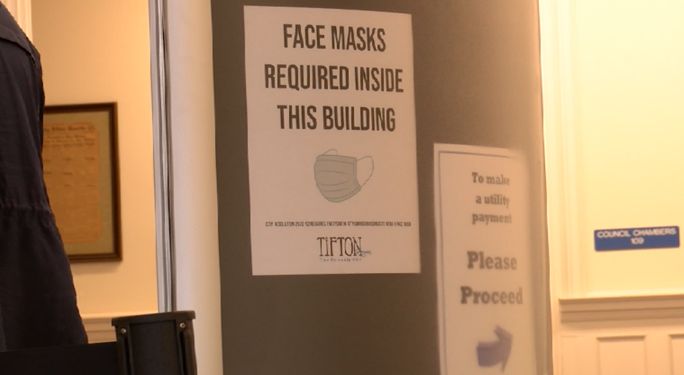City Of Tifton Announces End Of Mask Mandate