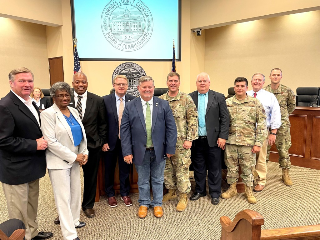 Moody Air Force Base Water Agreement 1