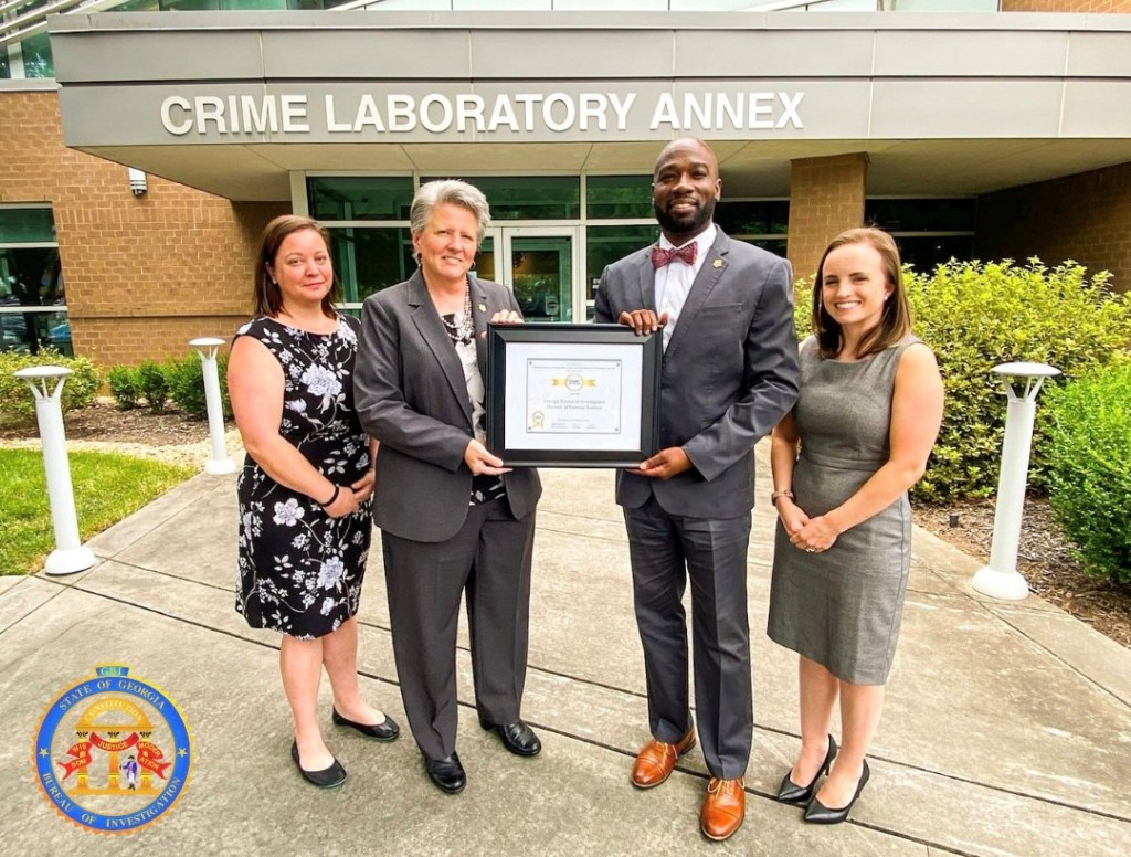 Gbi Crime Lab Osac Recognition
