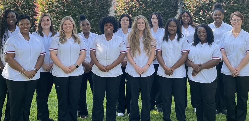 Americus Nursing Graduates 7 2021