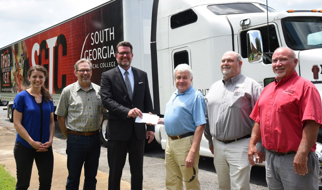 Client First Insurance Solutions Donation 7 2021