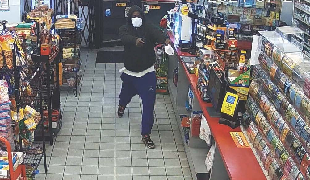 Dooly Robbery Wide Shot