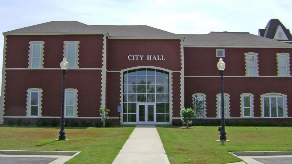 Fitzgerald City Hall