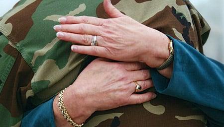 Veterans Tapping Ptsd