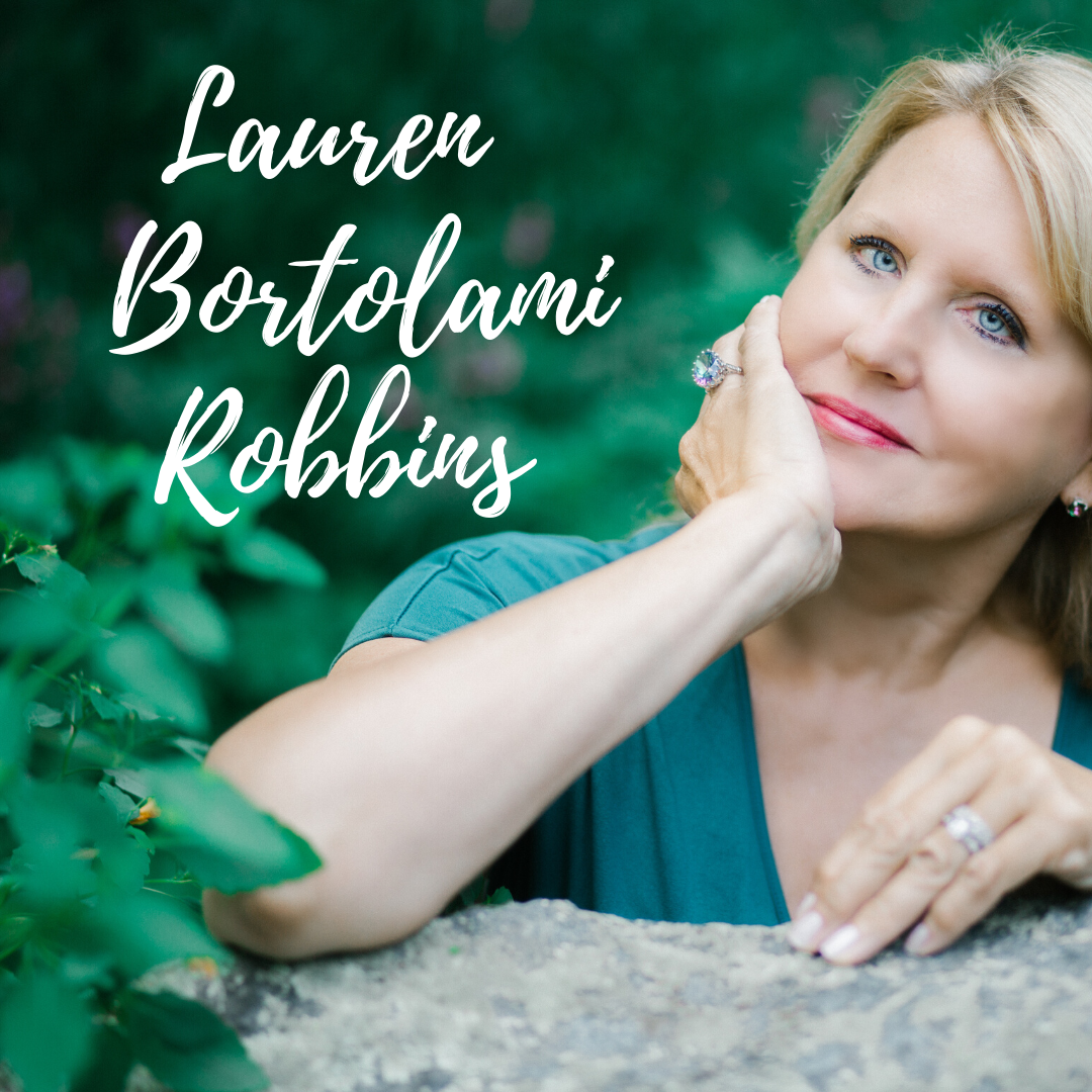 Author, Psychic Medium, and Spiritual Teacher Lauren Bortolami Robbins