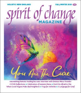 Spirit Of Change Fall Winter 2020 Cover