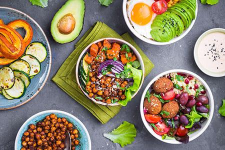 Vegetarian Food 80508053 M