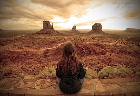 Meditation Desert 47348978 S