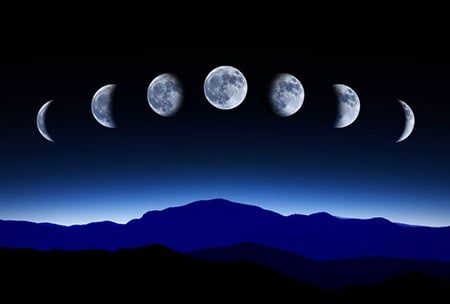 Moon Phases 16586759 S