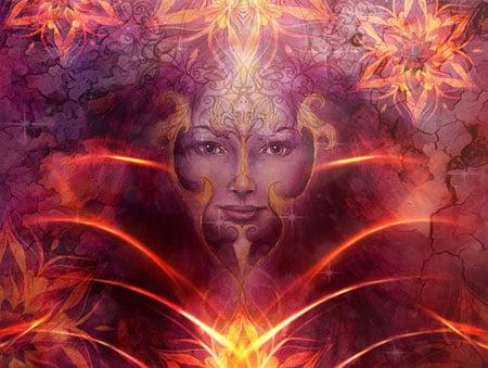 Goddess Divine Feminine 50043204 S