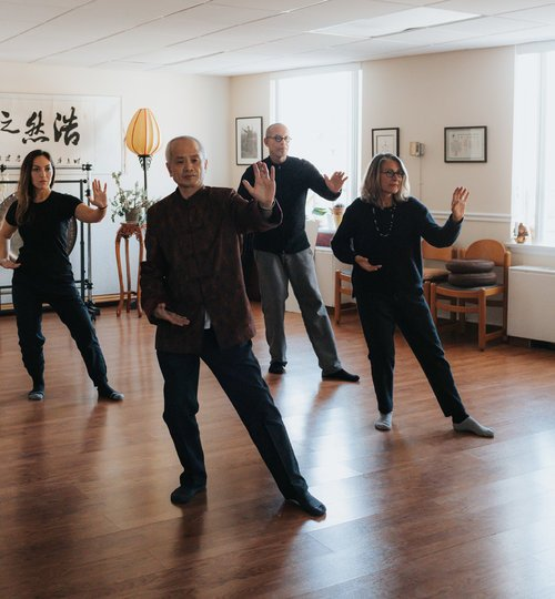 Qi Gong & Tai Chi Classes and Certifications