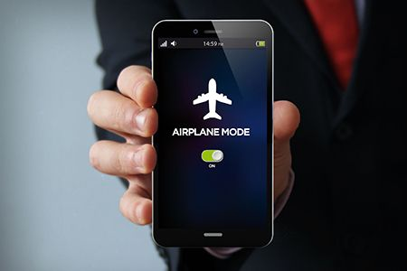 Airplane Mode On Cell