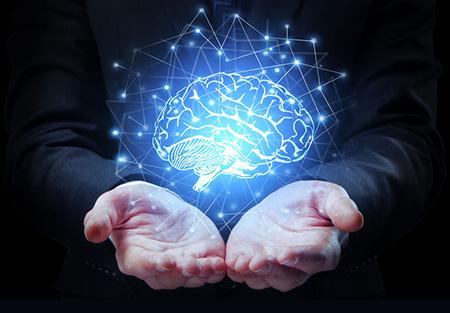 Artificial Intelligence Brain 85438244 S