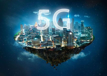 5g Network 94894803 S