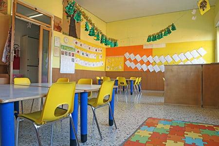 Empty Classroom 35417534 S