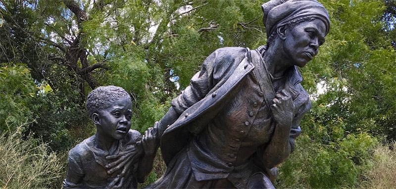 Wesley Wofford Sculpture Studio Harriet Tubman