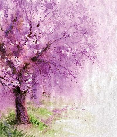 Fengyang Medicine Plum Tree Left