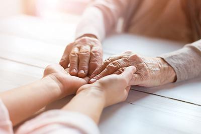 Elderly Hands 37859686 S