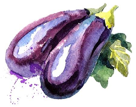 Eggplant 450