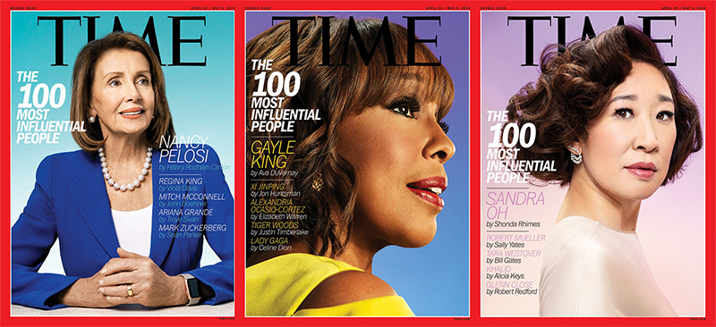 Time Magazine Influential Women