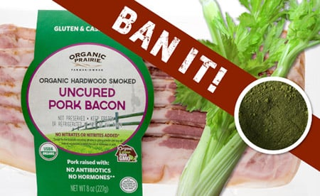 Ban Cancer Causing Substance In Organic Meats