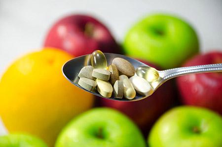 Apples Vitamins 30072397 S