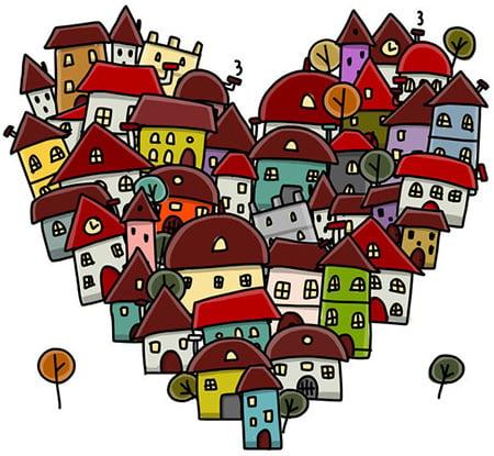 Village Heart 31488697 S