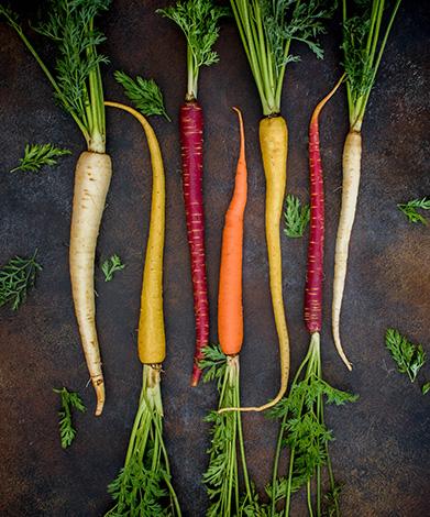 Carrots Dana Devolk Unsplash