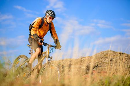 Cyclist Mountain Bike 26585534 S