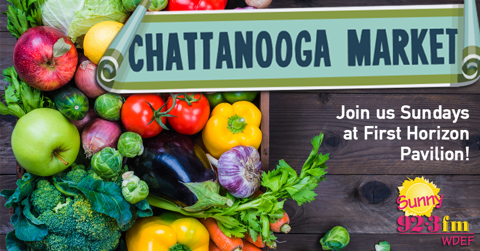 Sunny Chattanooga Market 2021 Promo Reel