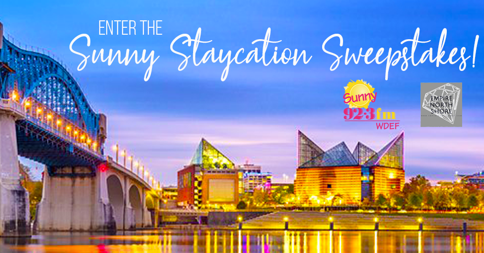 Sunny Staycation Sweepstakes Promo Reel