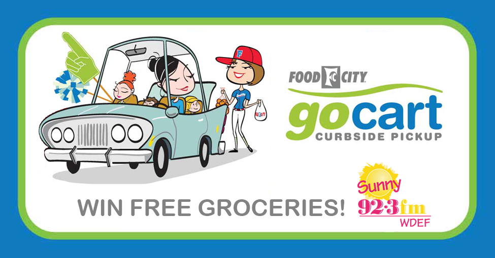Sunny Food City Gocart Grocery Giveaway Promo Reel
