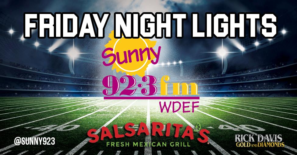 Sunny Friday Night Lights 2021 Promo Reel