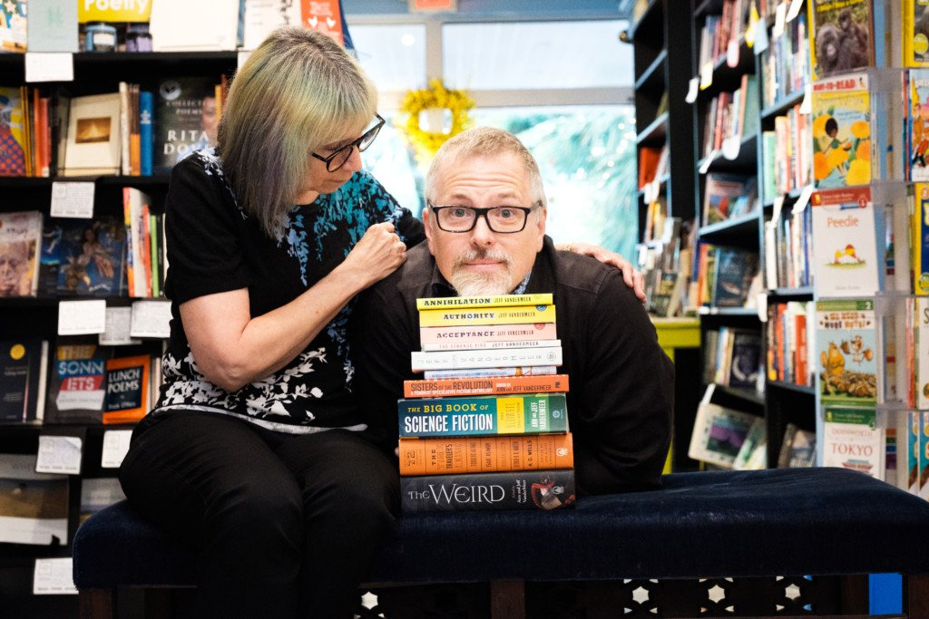 For Ann and Jeff Vandermeer, Differences Fuel Vast Creativity