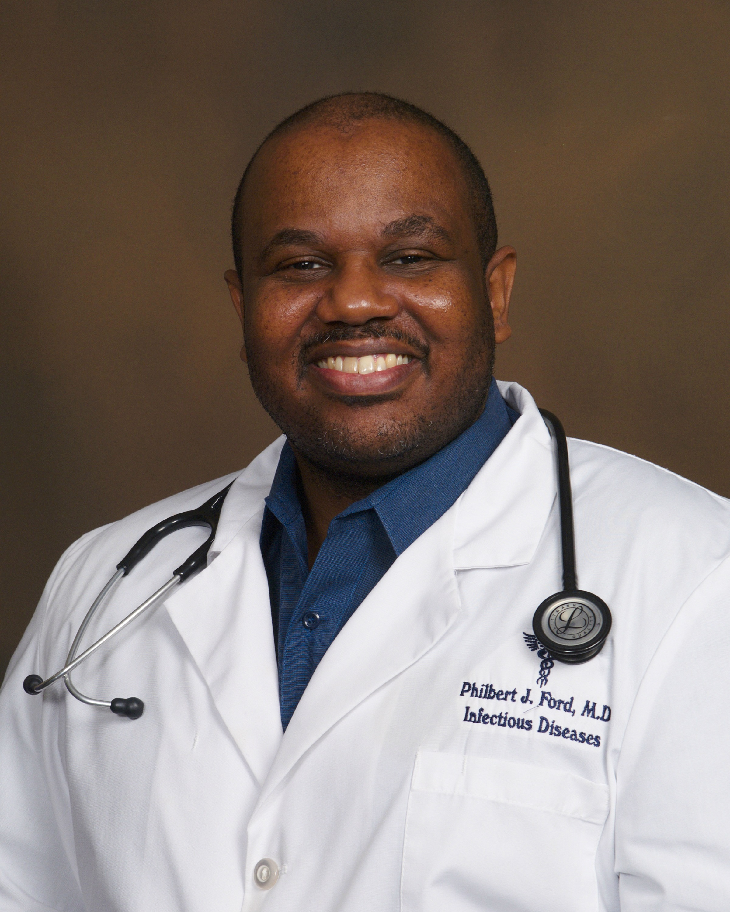 Philbert Ford, MD, Board Certified