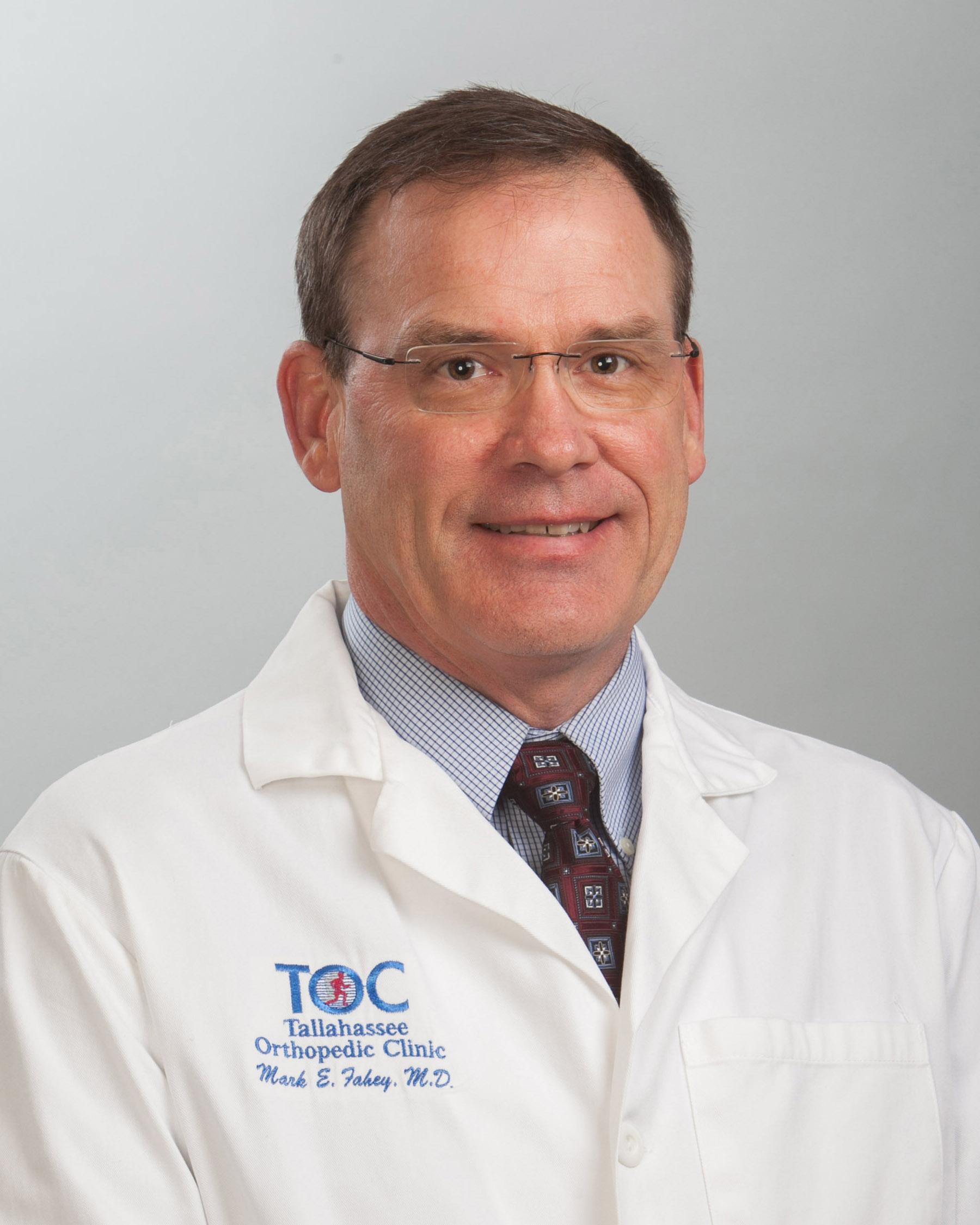 Mark E. Fahey, M.D.