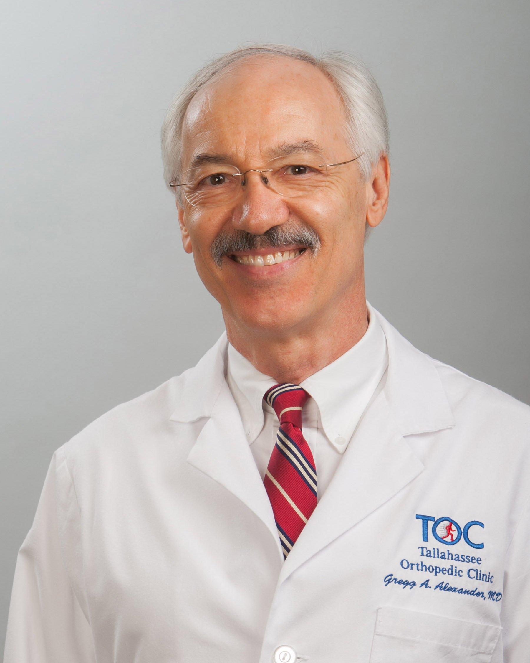 Gregg A. Alexander, M.D.