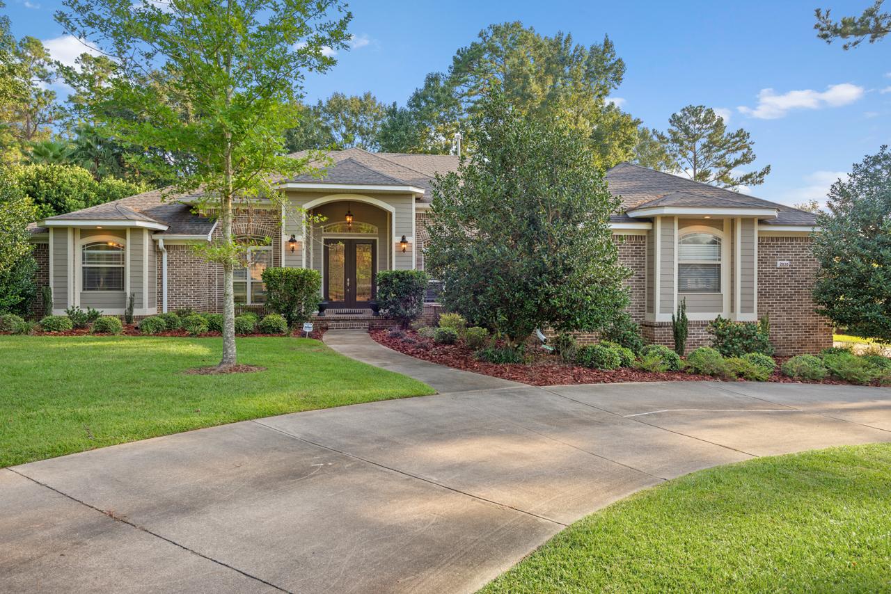 2830 W Hannon Hill Drive, Tallahassee, FL