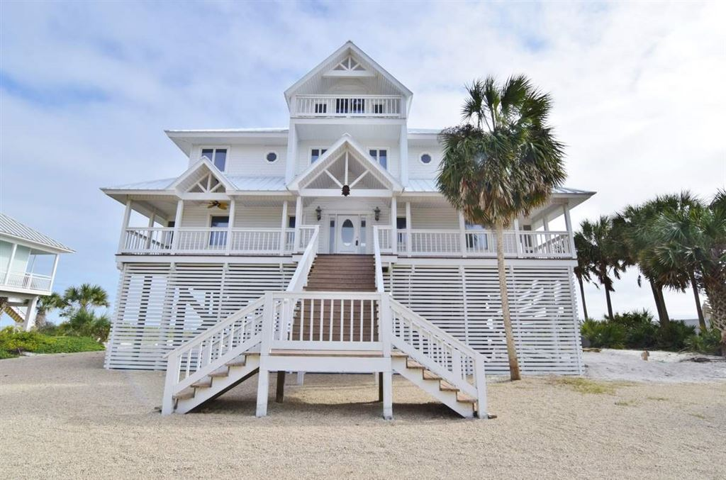 2128 Palmetto Way, Saint George Island
