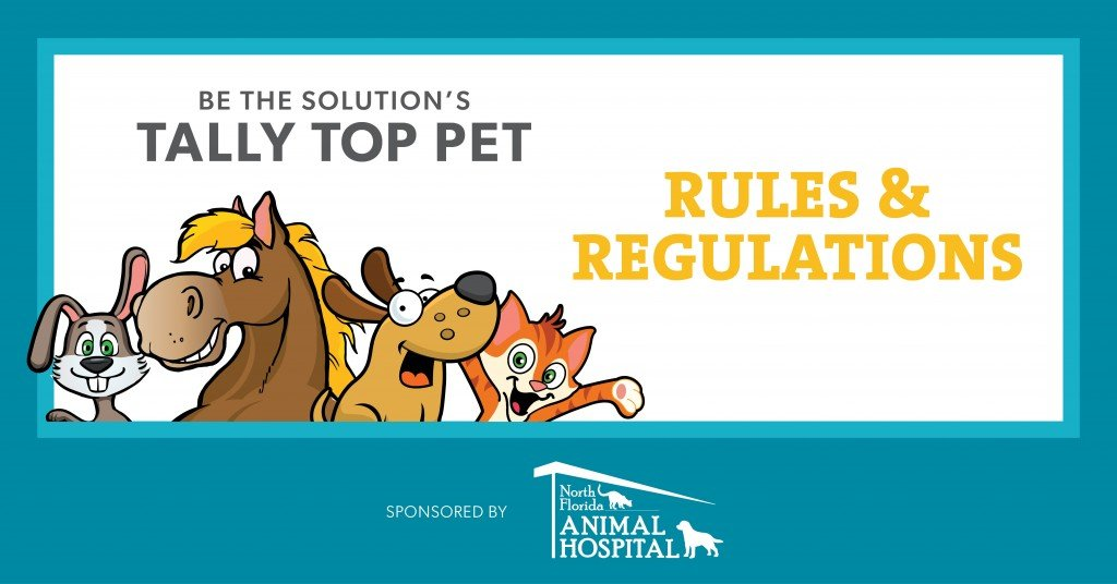 Tally Top Pet Rules And Regulations 1200x628