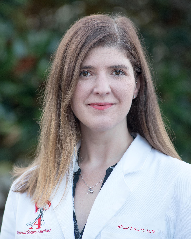 Megan I. March MD, RPVI, FSVS