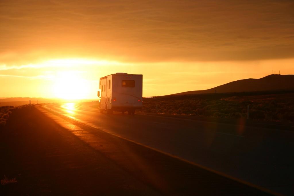 Desert Rv Travel